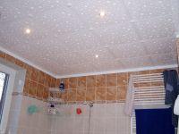 Podhledové LED osvětlení 6W/230V (55W žárovka) | www.strakastavoplast.cz